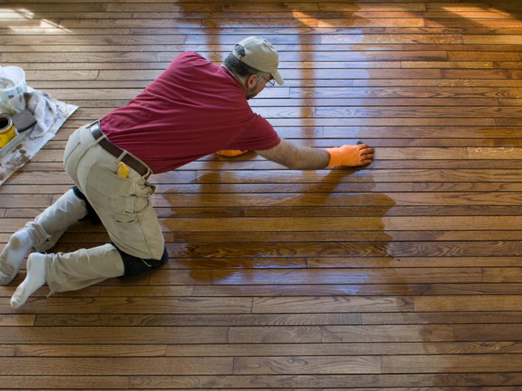 Hardwood Floor Refinishing in Fort Worth.