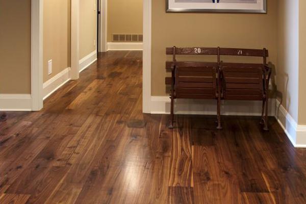 Hard Wood Flooring in Fort Worth Restoration